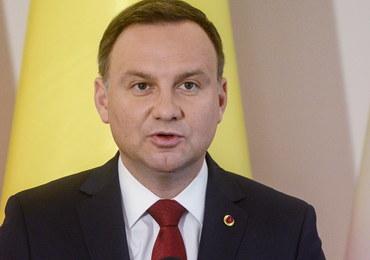 Prezydent o zbrodni wołyńskiej: Tylko na prawdzie historycznej można opierać wzajemne relacje