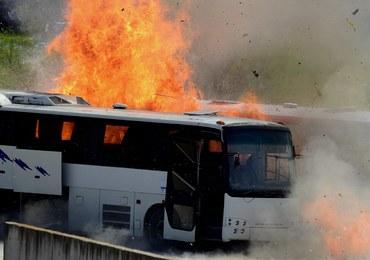 Palestyński zamachowiec skazany na potrójne dożywocie. Zaatakował w autobusie