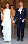 Bastian Schweinsteiger i Ana Ivanović wzięli ślub