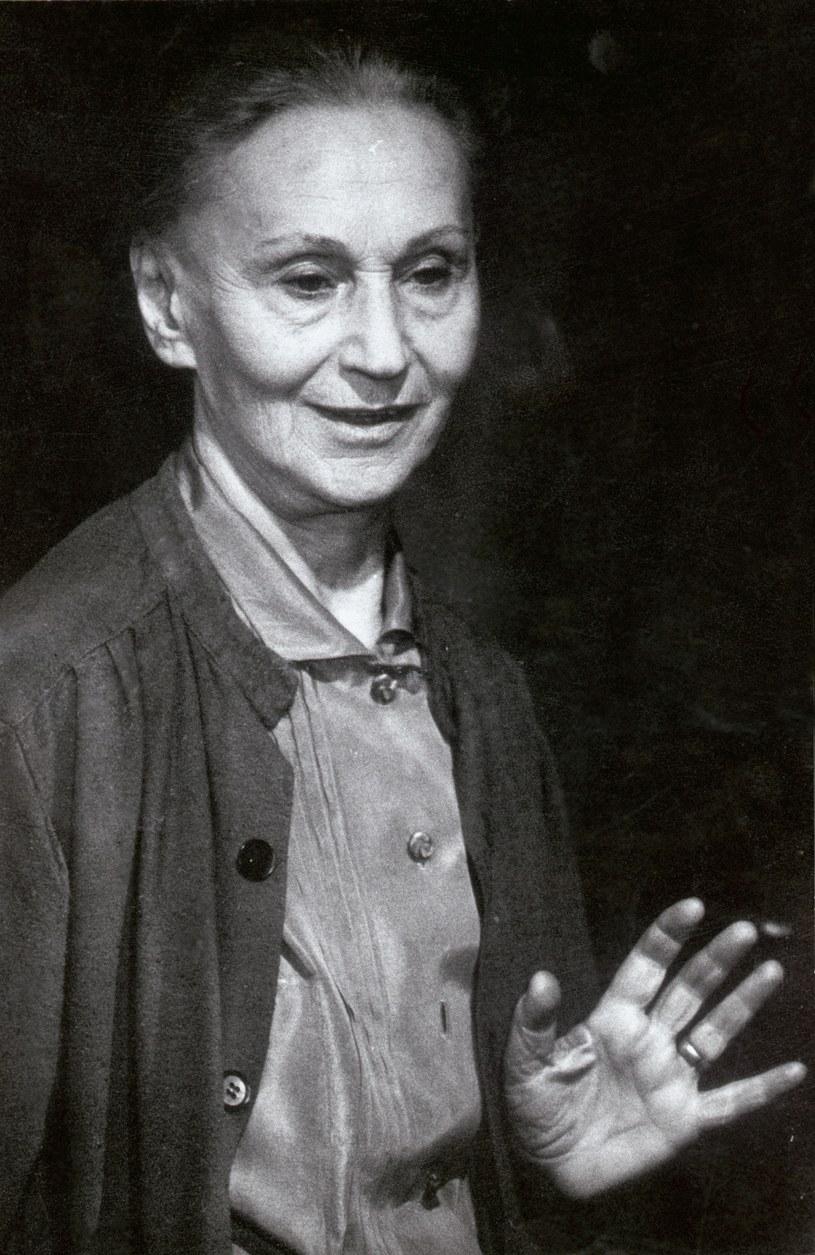 """Teatr był jej największą miłością, ale i w kinie zagrała wiele wspaniałych ról, m.in. w filmach """"Seksmisja"""", """"Jeszcze tylko ten las"""", """"Kobieta z prowincji"""", """"Niekochana"""" czy serialach """"Noce i dnie"""" oraz """"Polskie drogi"""". Poza pracą na scenie Ryszarda Hanin odnalazła powołanie również jako pedagog."""