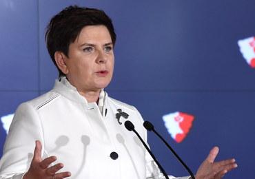 Szydło: Komisja Wenecka politycznie naciskana przez opozycję