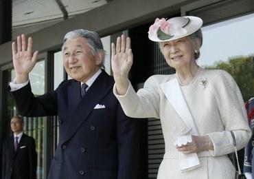 Cesarz Japonii rozważa abdykację