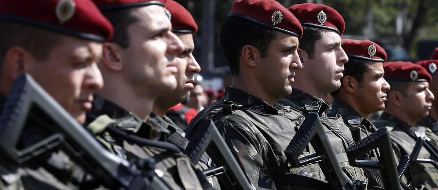 W związku z igrzyskami w Rio de Janeiro, rząd federalny Brazylii zapowiedział, że przekaże armii dodatkowe 78 milionów reali (ponad 26 milionów dolarów) w celu zapewniania bezpieczeństwa na imprezie. Igrzyska rozpoczną się 5 i potrwają do 21 sierpnia.