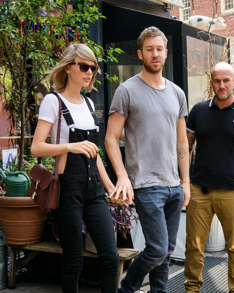 """Amerykańskie serwisy plotkarskie rzuciły nowe światło na rozstanie Calvina Harrisa i Taylor Swift. Przełomowym momentem miało być wspólne stworzenie piosenki dla Rihanny """"This Is What You Came For""""."""