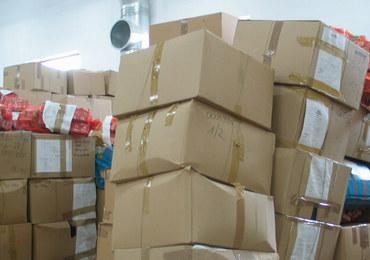 Gigantyczny przemyt papierosów. Ujawniono ponad 135 tys. paczek papierosów