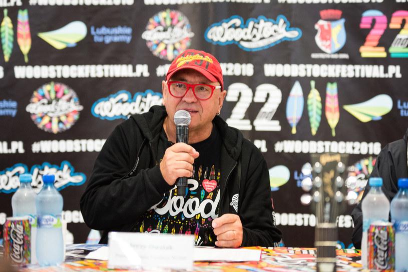 """""""To był najbardziej hardkorowy i najtrudniejszy dzień w trakcie 22-letniej historii Przystanku Woodstock"""" - powiedział Jurek Owsiak o pierwszym dniu festiwalu. Na piątkowej (15 lipca) konferencji prasowej dużo było przede wszystkim o pogodzie i kwestiach bezpieczeństwa."""