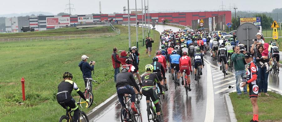 Belgijski kolarz Tim Wellens z ekipy Lotto-Soudal wygrał po samotnym finiszu w Zakopanem rozgrywany w bardzo trudnych warunkach piąty etap 73. Tour de Pologne i zdobył żółtą koszulkę lidera.