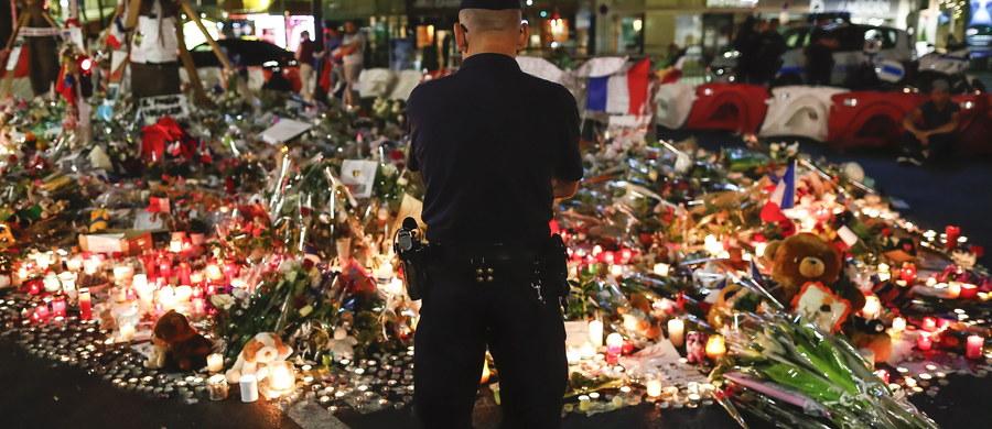 Tragiczne informacje z Francji. Zmarła kolejna ofiara ataku terrorystycznego w Nicei. Mężczyzna został ciężko ranny, kiedy trzy tygodnie temu islamski terrorysta wjechał ciężarówką w tłum ludzi świętujących na Promenadzie Anglików.