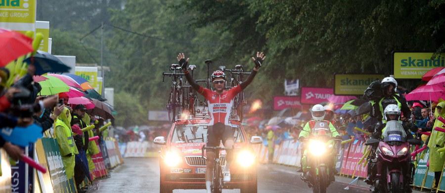 Belgijski kolarz Tim Wellens z ekipy Lotto Soudal zwyciężył w zakończonym w poniedziałek w Krakowie 73. Tour de Pologne. Ostatni, siódmy etap, jazdę indywidualną na czas (25 km), wygrał Brytyjczyk Alex Dowsett z hiszpańskiej grupy Movistar.
