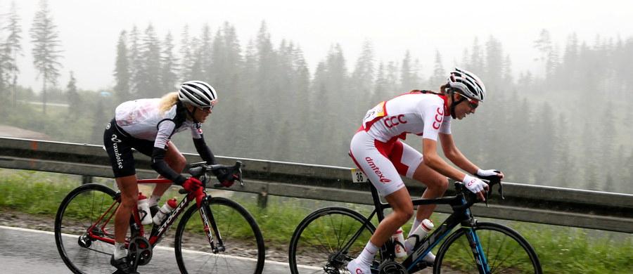 Szwajcarka Jolanda Neff wygrała pierwszy etap kolarskiego wyścigu Tour de Pologne. Na stukilometrowej trasie ze startem i metą w Zakopanem o minutę i 31 sekund wyprzedziła Brazylijkę Flavię Oliveirę. Z Polek najlepiej spisała się Ewellina Szybiak, która była piąta.
