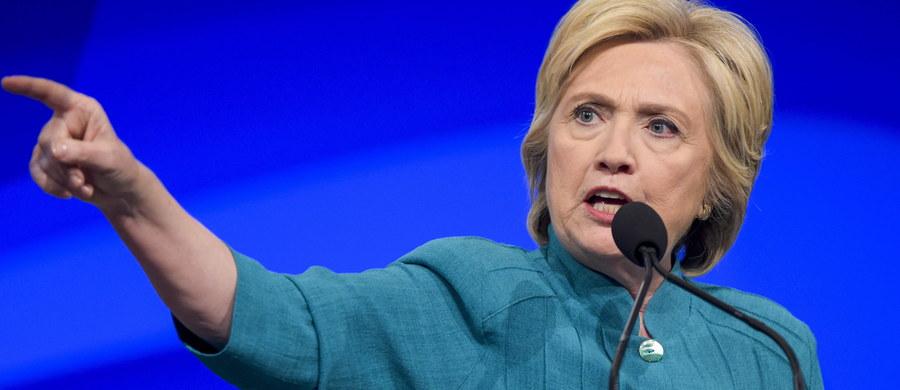 Maleje przewaga Hillary Clinton nad Donaldem Trumpem. Najnowszy sondaż wskazuje, że kandydat Republikanów na prezydenta ma coraz większe szanse na pokonanie kandydatki Demokratów. Hillary Clinton popiera 43 procent ankietowanych,a Donalda Trumpa - 36 procent.