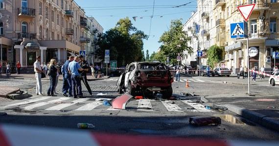 W Kijowie eksplodował samochód, którym jechał białoruski, rosyjski i ukraiński dziennikarz Paweł Szeremet. Do wybuchu doszło w samym centrum miasta na rogu ulicy Bohdana Chmielnickiego o 6.45 polskiego czasu. Ładunek miał być umieszczony pod fotelem kierowcy i zdalnie zdetonowany - to nieoficjalne informacje.