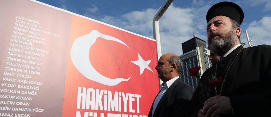"""W Stambule powstanie """"cmentarz zdrajców"""" dla uczestników piątkowej próby puczu w Turcji - podały lokalne media."""
