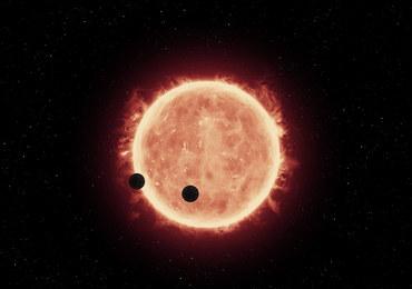 Planety trochę jakby... do życia
