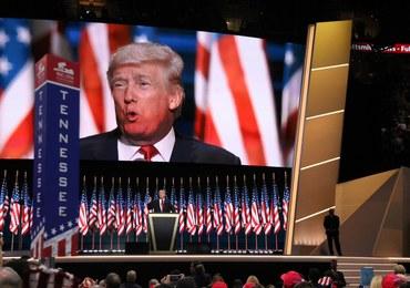 Donald Trump oficjalnym kandydatem Republikanów na prezydenta USA