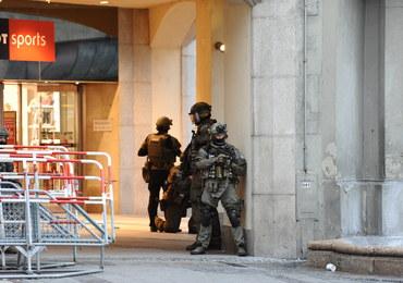 """Atak w Monachium. """"To dzieje się tu i teraz, za naszą granicą"""""""