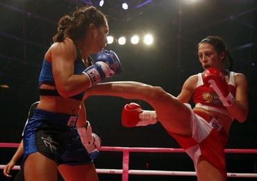 Joanna Jędrzejczyk w roli gwiazdy na gali UFC w Chicago