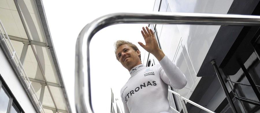 Niemiec Nico Rosberg wygrał kwalifikacje przed niedzielnym wyścigiem Formuły 1 o Grand Prix Węgier. Obok niego z pierwszej linii wystartuje kolega z zespołu Mecedes GP, obrońca tytułu mistrza świata Brytyjczyk Lewis Hamilton.