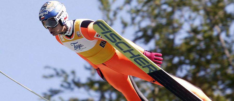 Maciej Kot zwyciężył w konkursie Letniej Grand Prix w skokach narciarskich w Wiśle Malince. To jego druga wygrana w cyklu, w którym prowadzi z kompletem punktów. Drugi był Norweg Anders Fannemel. Na najniższym stopniu podium stanął Niemiec Andreas Wellinger.
