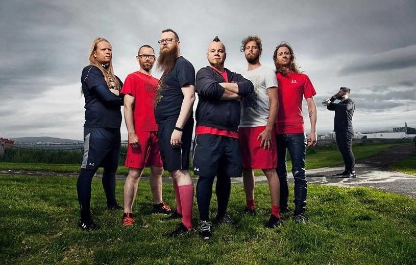 """Vögguvísur Yggdrasils"" (isl. kołysanki Yggdrasil) - to tytuł nowego album islandzkich viking / folkmetalowców z grupy Skálmöld."