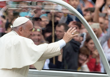 III dzień ŚDM. Franciszek już w Częstochowie. Odprawi tam mszę z okazji 1050. rocznicy chrztu Polski