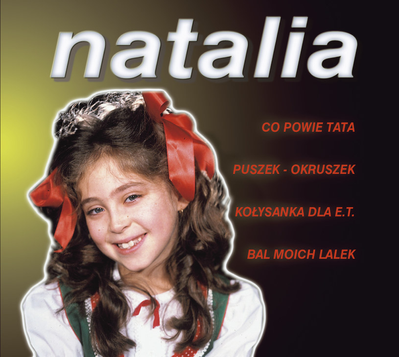 """""""Natalia"""" to reedycja pierwszej solowej płyty Natalii Kukulskiej, zawierającej piosenki dziecięce. Album jest odwzorowaniem płyty winylowej, wydanej 30 lat temu. Ponowna premiera - 29 lipca."""