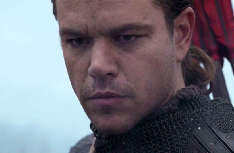 """Superprodukcja """"Wielki Mur"""" zadebiutuje w kinach w styczniu 2017 roku i prawdopodobnie stanie się jednym z najważniejszych filmów sezonu. Właśnie pojawił się premierowy zwiastun obrazu z Mattem Damonem."""