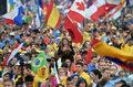 ŚDM: Nawet 1,5 miliona wiernych na niedzielnej mszy w Brzegach