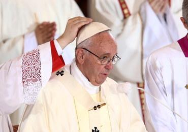 Papież Franciszek do duchownych: To podróż bez biletu powrotnego
