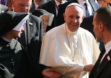ŚDM: Co jadł papież w Krakowie?