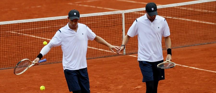 Mike i Bob Bryanowie, najbardziej utytułowany tenisowy duet w historii, zrezygnował ze startu w igrzyskach w Rio de Janeiro. Jako powód Amerykanie podali obawę o zdrowie.