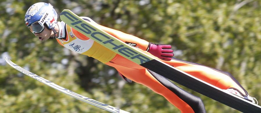 Maciej Kot zajął drugie miejsce w konkursie Letniej Grand Prix w skokach narciarskich w niemieckim Hinterzarten. O zaledwie 0,4 pkt pokonał go reprezentant gospodarzy Andreas Wellinger. Drugi ex aequo z Kotem był Austriak Stefan Kraft.