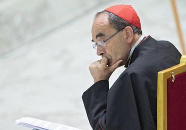 Umorzono postępowanie w sprawie arcybiskupa Lyonu dotyczące pedofilii
