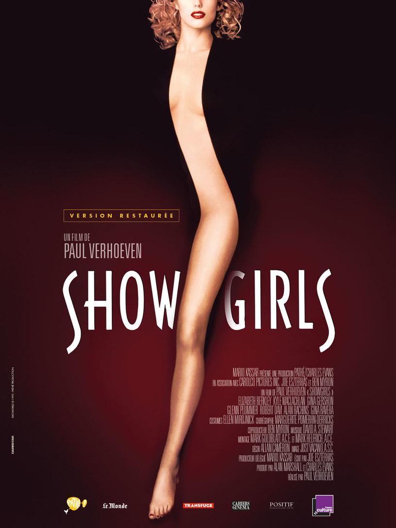 """Głośny film Paula Vehoevena """"Showgirls"""" wraca na kinowe ekrany w odrestaurowanej wersji! Na razie tylko we Francji."""