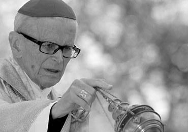 Kardynał Franciszek Macharski nie żyje. Metropolita krakowski miał 89 lat