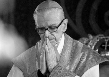 """Kardynał Franciszek Macharski nie żyje. """"Wybitny człowiek Kościoła. Ogromna strata"""""""