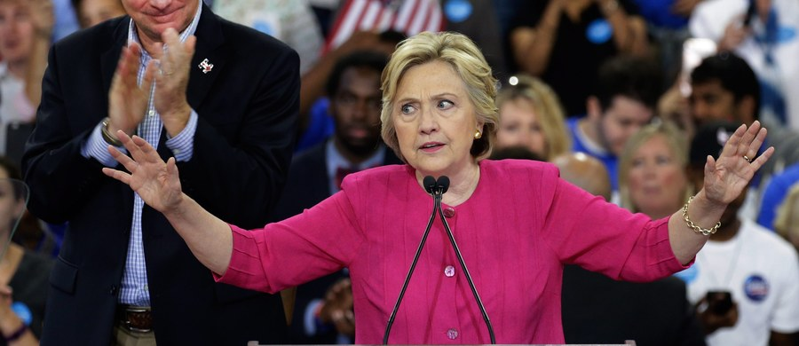 """Republikański kongresmen Richard Hanna ogłosił, że w listopadowych wyborach prezydenckich w USA będzie głosował na kandydatkę Demokratów Hillary Clinton. Według niego Donald Trump """"nie nadaje się, by służyć naszej partii i przewodzić naszemu krajowi""""."""