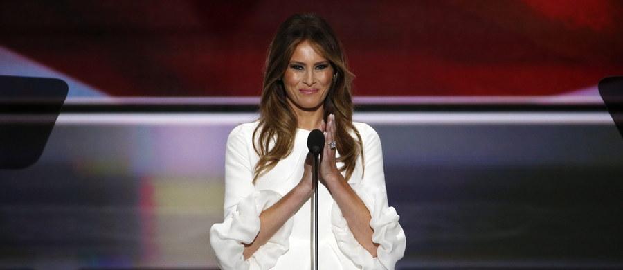 Była słoweńska modelka Melania Trump, żona kandydata Republikanów w wyborach prezydenckich Donalda Trumpa, zapewniła w czwartek na Twitterze, że nie naruszyła przepisów imigracyjnych przed uzyskaniem amerykańskiego obywatelstwa w 2006 roku.