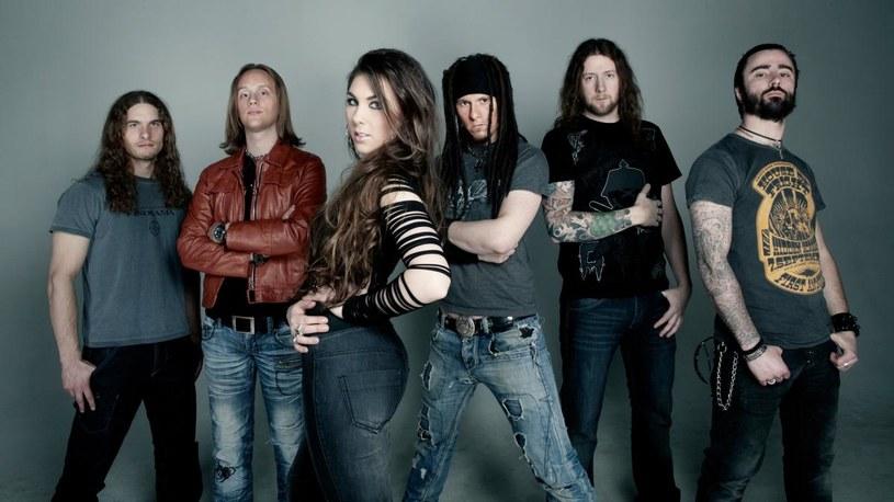 Goeteborska formacja Amaranthe zakończyła prace nad nowym albumem.