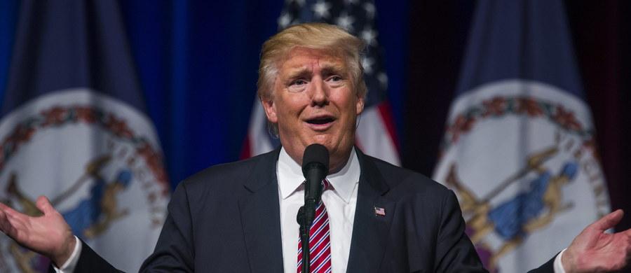 """Kandydat Republikanów w wyborach prezydenckich w USA Donald Trump jest nieświadomym rosyjskim agentem - pisze były szef CIA Michael Morell w artykule opublikowanym w dzienniku """"New York Times""""."""