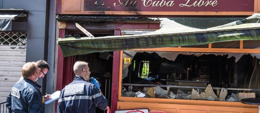 Przyczyną pożaru w klubie w Rouen na północy Francji były świeczki na urodzinowym torcie. W pożarze w nocy z piątku na sobotę zginęło co najmniej 13 osób, a sześć zostało rannych; jedna z nich jest w stanie krytycznym - poinformowały w sobotę władze.