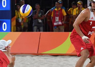 Rio: Siatkówka plażowa - wygrana Kantora i Łosiaka w pierwszym meczu grupowym