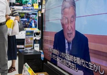 Cesarz Japonii sygnalizuje gotowość do abdykacji