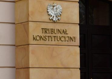 Prezes Sądu Najwyższego zaskarżyła nową ustawę o TK