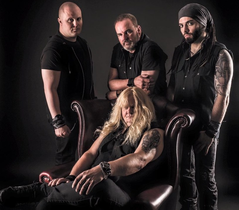Angielska grupa Grim Reaper wyda we wrześniu pierwszą od blisko 30 lat płytę.