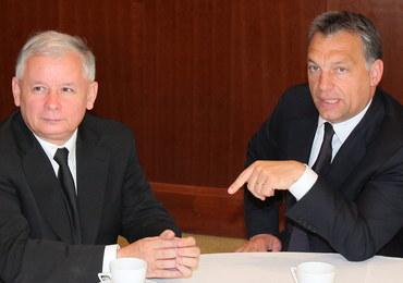 Viktor Orban spotkał się z Jarosławem Kaczyńskim. Rozmawiali m.in. o przyszłości UE