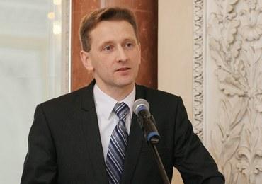 Białoruski opozycjonista nie został zarejestrowany jako kandydat w wyborach. Przez rozdawanie ulotek