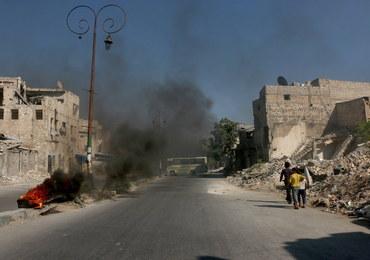 Dramatyczna sytuacja ludności w Aleppo. Lekarze apelują do Obamy: Nie potrzebujemy łez ani modlitw