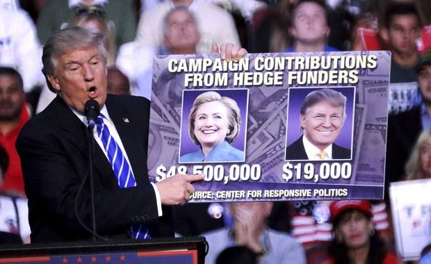 Amerykańska agencja ochrony rządu Secret Service interweniowała w sztabie kampanii Donalda Trumpa. Ma to związek z wtorkową wypowiedzią republikańskiego kandydata na prezydenta, która odebrano jako zachętę do zamordowania Hillary Clinton.