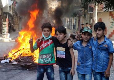 Doniesienia o użyciu broni chemicznej w Aleppo. Zginęła matka z dziećmi